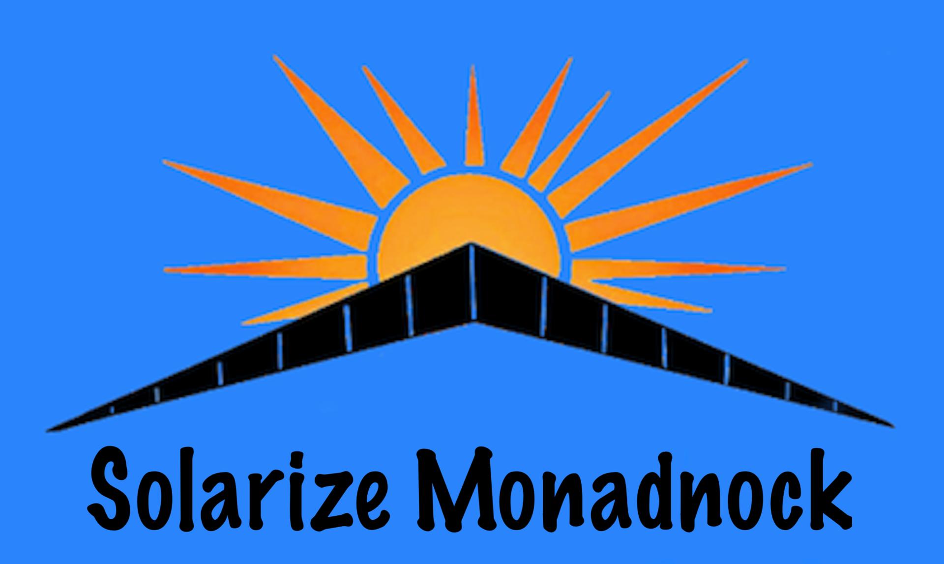 Solarize Monadnock Logo